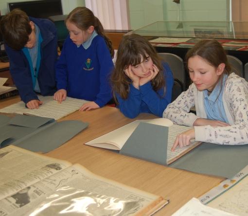 Gwynedd Archives Education Service 2