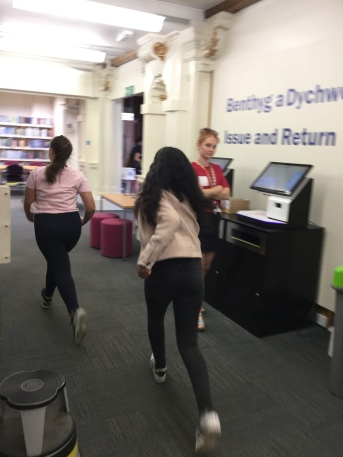 4 Cardiff University Library Escape Room