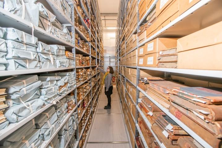 Powys Archive, Llandrindod Wells