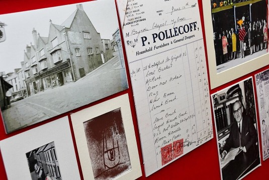 Anglesey Archives Pollecoff and Stein project 4